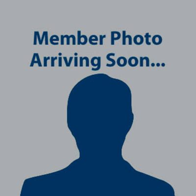 Member Photo Arriving Soon